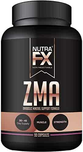 Shopping Under $25 - ZMA Mineral Supplements - Sports