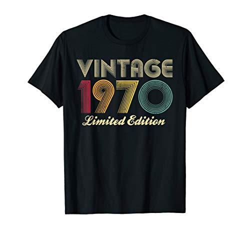1970 50th Birthday Gift Vintage Limited Edition Men Women ()
