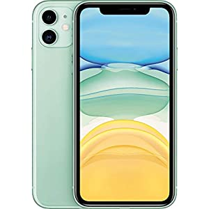 Apple iPhone 11, 128GB, Green – For AT&T (Renewed)