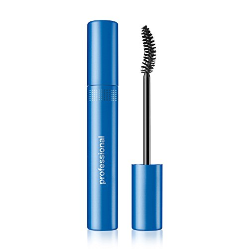 COVERGIRL Professional All-in-One Curved Brush Mascara Black Brown 210, .3 oz