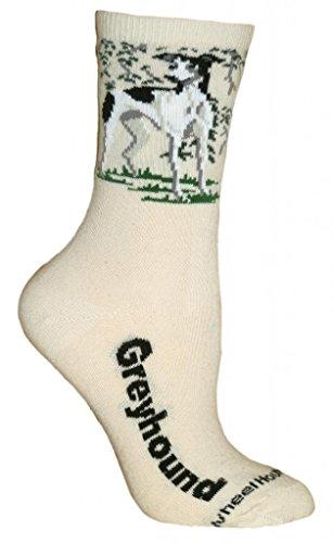 greyhound-natural-color-cotton-ladies-socks