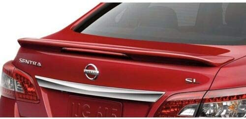 Spoiler and Wing King brand Factory Style Spoiler for the Nissan Altima 2016-2018 Painted in the Factory Paint Code of Your Choice 561 KH3 Black