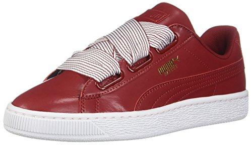 Red de pour Femmes Basket Red Dahlia Chaussures Puma Dahlia CHqXwnF7W