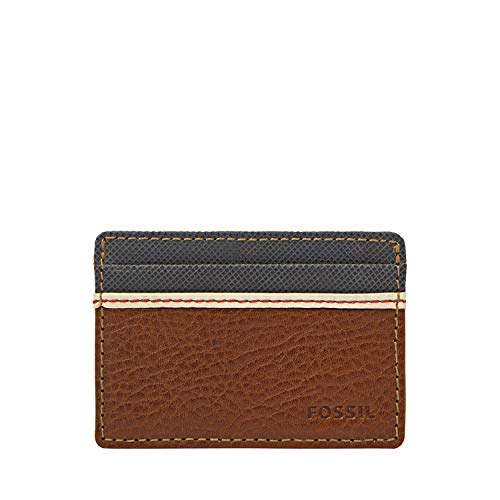 Fossil Men's Card Case Wallet