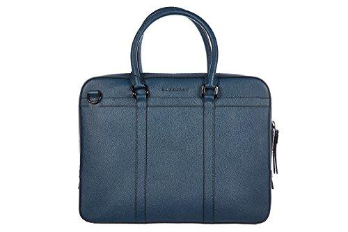 Burberry briefcase attaché case laptop pc bag leather london ormond - Burberry 2014 Bag