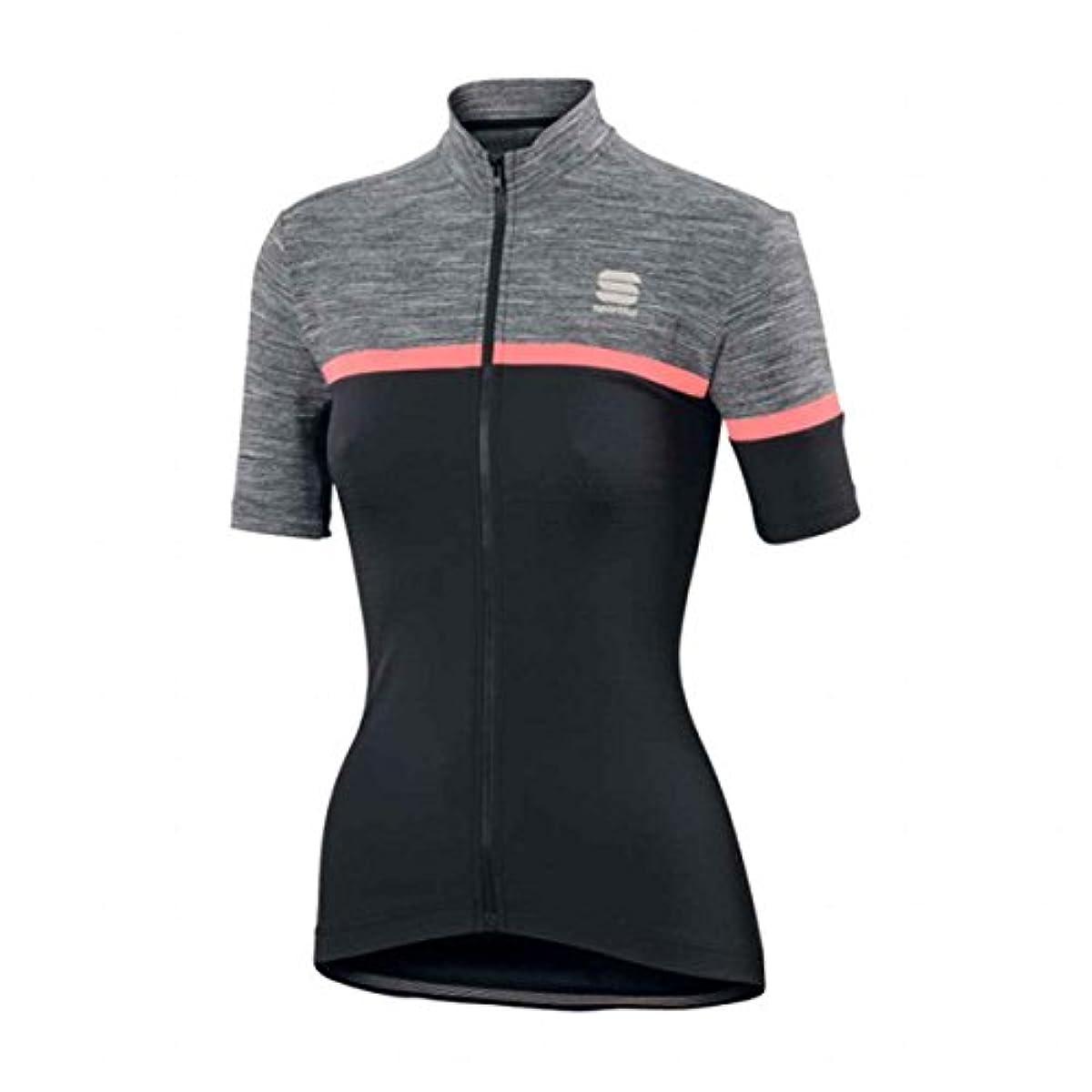 [해외] SPORTFUL스포츠 풀 GIARA W BLK/ANT/COR XS 반소매 셔츠 블랙/핑크/그레이 사이즈XS 여성용