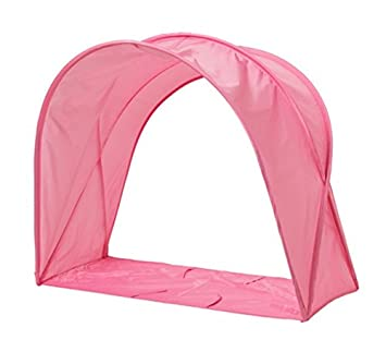 Ikea Sufflett Bed Tent Pink  sc 1 st  Amazon.com & Amazon.com: Ikea Sufflett Bed Tent Pink: Home u0026 Kitchen