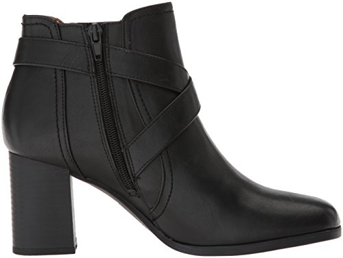 Black Coco NATURAL Boot SOUL Ankle Women's xXqTBFC