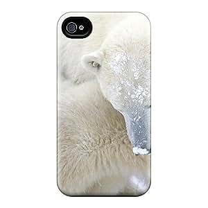 Iphone High Quality Tpu Case/ Lindos Ursos GOH10308WvEY Case Cover For Iphone 4/4s