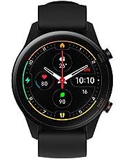 Xiaomi Mi Watch Smartwatch (1,39 inch AMOLED-HD-display; meting en bewaking van het bloedzuurstofgehalte, hartslag, stressniveau, slaapcyclus; GPS; 17 sportmodi; 5 ATM; batterijduur 16 dagen)
