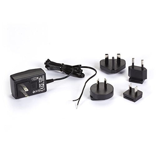 Black Box 120-VAC/12-VDC Wallmount Power Supply with Bare Leads by Black Box