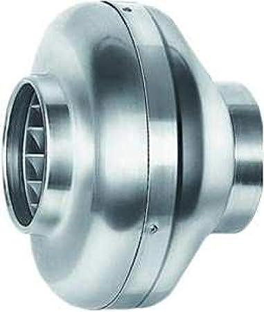 Helios RR 125 C Borrego 5655 Ventilador para tubo de un diseño ...