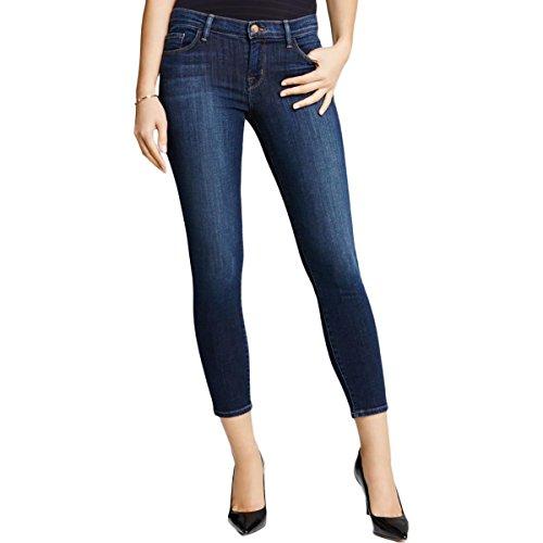 J Brand Low Rise Capri Jeans - 1