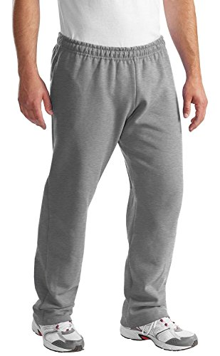 Port & Company Men's Perfect Lightweight Comfort Sweatpant_Athletic Heather_4XL