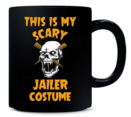 (This Is My Scary Jailer Costume Halloween Gift -)