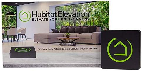 Hubitat Elevation Home Automation Hub