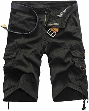 [スプリングスワロー] SpSw メンズ カーゴ ショートパンツ 半ズボン デニムショートパンツ スポーツ 部屋着 ミリタリー風 ショーパン