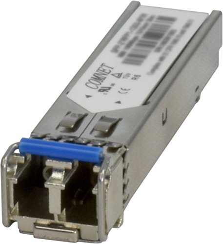 Small Form Factor (SFP)10/100/1000 Mbps, 850 nm, 550 m, LC, 2 Fiber, MSA (850 Nm Video)