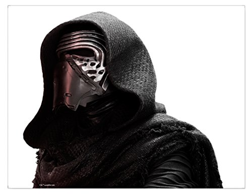 FanWraps The Force Awakens Passenger Series Kylo Ren Perforated Window Decal