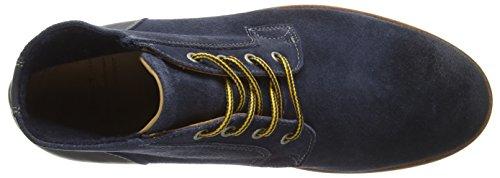 GANT Huck - botas de cuero hombre marrón - Braun (navy blue  G65)