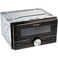 Pioneer MVH-X690BS Vehicle Digital Media 2DIN Receiver with Enhanced Audio Functions, Black