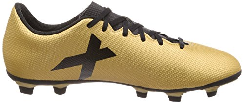 Adidas F17 4 tactile Football Red core 17 solar Tactile Red Met Chaussures De Or X Fxg Homme Gold Black rA1prq