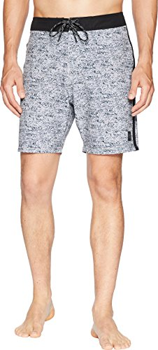 - Globe Men's Spencer 3.0 Boardshorts Lunar Grey 32