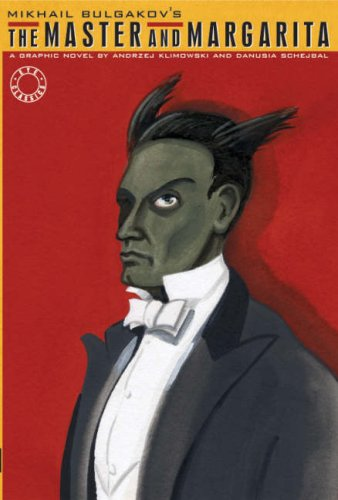 """""""The Master and Margarita - A Graphic Novel (Eye Classics)"""" av Mikhail Bulgakov"""
