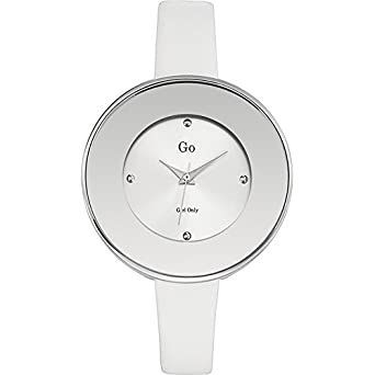 GO, Girl Only Analogue Silver Dial Women's Watch - 698165