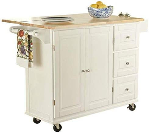 TMS Kitchen Cart and Island