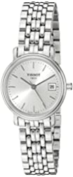 Tissot Women's T52128131 T-Classic Desire Stainless Steel Watch