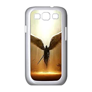 FOCUSCASE Case Of Fantasy Angel Hot Selling Customized Gifts Hard Case For Samsung Galaxy S3 I9300