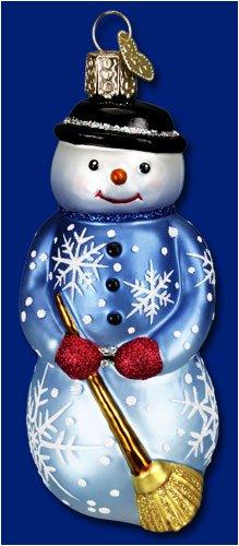 Candy Mold Snowman