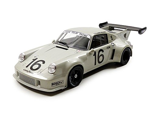 Price comparison product image Porsche 911 Carrera RSR 2.1 Turbo,  No.16,  Vasek Polak racing,  Mid-Ohio,  1977,  Model Car, ,  Norev 1:18