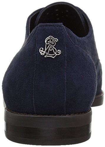 Ralph Marian Lauren Lauren Flat Women's Navy Loafer OdAAxqtFw