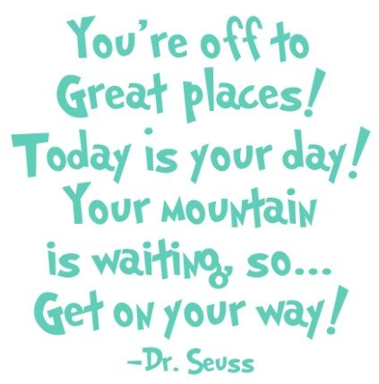 Burp Cloth Tutorial (Dr Seuss - Inspirational Wall Decals - These Funny Quote Wall Decals Are Made In The USA For. Dr Seuss Baby Books Motivational Quotes Are Easy To Install And Removable - MINT)