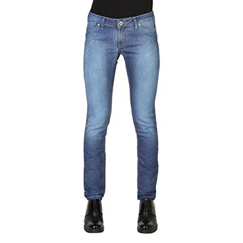 Per Vita Jogger Bassa Elasticizzato 7880980a Tessuto Dritto Modello Look Jeans Carrera Slim 788 Blu Donna Denim Vestibilità ITqA6w