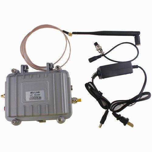 RF600 4W Signal Booster Amplifier 2.4GHz Wireless WiFi 802.11 b/g/n Antenna by Sunwin (Image #6)