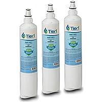 Tier1 Replacement for LG LT600P 5231JA2006A, 5231JA2006B, Kenmore 46-9990, 9990, 469990, 5231JA2006F, 5231JA2005A Refrigerator Water Filter 3 Pack