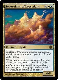 (Magic: the Gathering - Sovereigns of Lost Alara - Alara Reborn)