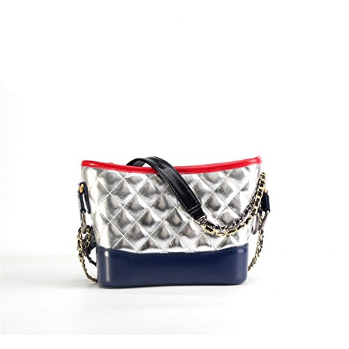 12cm XDDB 21 Silver Chain Blue Portable Incense Small Joker 17 Messenger Ladies Bag and Lingge qqrgH6xZF