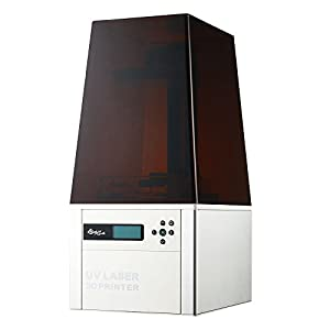 [Open Resin] XYZprinting Nobel 1.0 SLA 3D Printer (Included FREE Resin, FREE Printing Platform & Tank) from XYZprinting, Inc