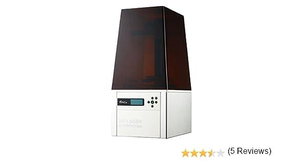 XYZprinting 3L10XXEU00E Nobel Impresora 3D: Amazon.es: Industria ...