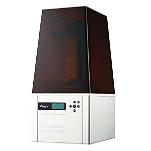 [Open Resin] XYZprinting Nobel 1.0 SLA 3D Printer (Included FREE Resin, FREE Printing Platform & Tank)