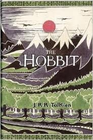 The Hobbit Publisher Houghton Mifflin Harcourt Anv Edition J R R Tolkien Amazon Com Books