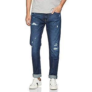 Tommy Hilfiger Men's Tapered Fit Jeans