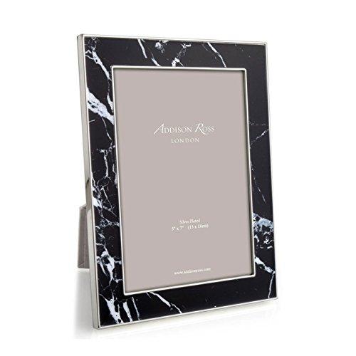 Addison Ross Black Marble Frame 8x10