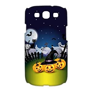 DIY Case Cute Ghost Hard Plastic iphone 6 Case Back Protecter Cover Case Perfect as Christmas gift(5)