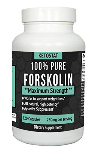 Potent Forskolin Extract For Weight Loss Fat Burner Aid
