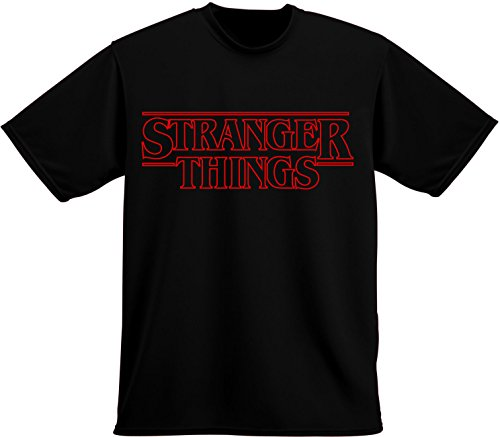 Netflix Stranger Things Inspired T-Shirt